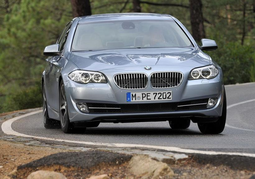 BMW 5 ActiveHybrid 2013 (БМВ 5 АктивГибрид 2013)
