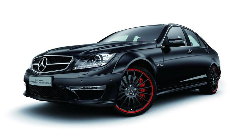 Mercedes-Benz C63 AMG Performance Studio Edition