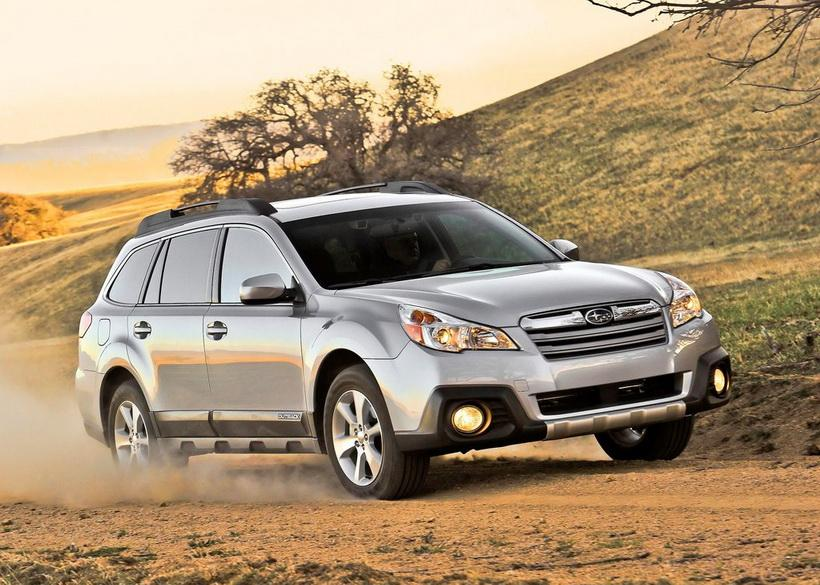 Subaru Outback 2013 (Субару Аутбэк 2013)