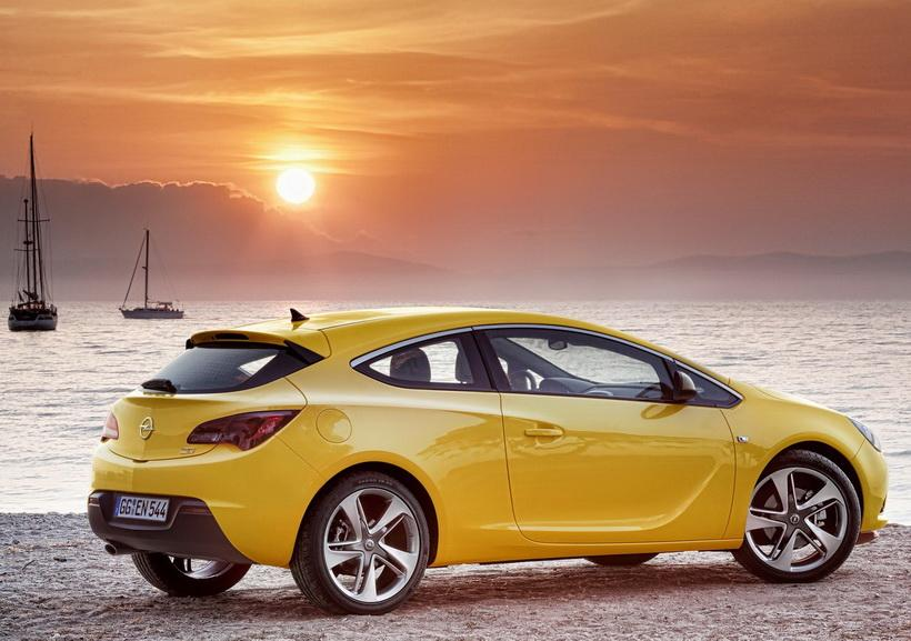 Opel Astra GTC 2012 (Опель Астра GTC 2012)